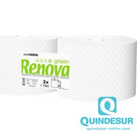BOBINA INDUSTRIAL RENOVA Gofrada 2/C (Pack/2 Uds)