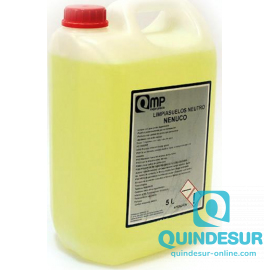 QMP PQ103 Limpiasuelos neutro línea Nenuco (3X5 Lt)