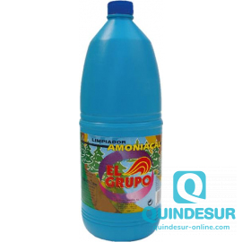 QMP PQ20 Limpiador amoniacal higienizante (15X1 Lt)