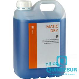 MATIC DRY SF Abrill. lavado auto vajillas aguas blandas (2x5 Kg)
