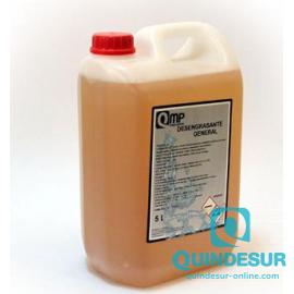 QMP PQ10 Desengrasante general enérgico en frío (3X5 Lt)