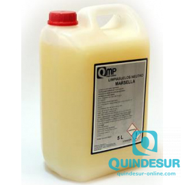 QMP PQ100 Limpiasuelos neutro jabón de Marsella (3X5 Lt)
