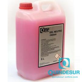 QMP PQ12 Gel de manos neutro fresa (3X5 Lt)