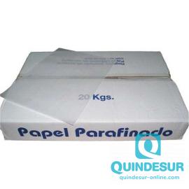 PAPEL PARAFINA 32X44 (BALAS 10 KG.)