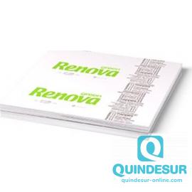 MANTEL 90X90 Blanco Renova  (Caja 250 Uds)