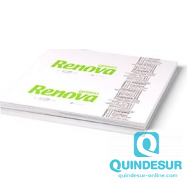 MANTEL 80X120 Blanco Renova  (Caja 250 Uds)