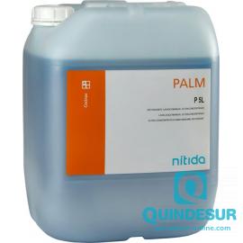 PALM P5 Lavavajillas manual ultraconcentrado higienizante (1x20 Kg)