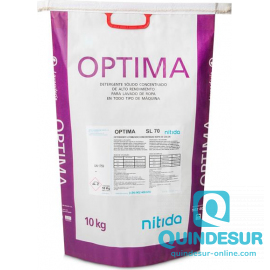 OPTIMA SL 70 Detergente atomizado concentrado ropacolor (1x10 Kg)