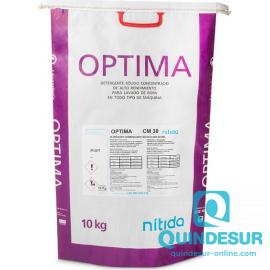 OPTIMA COMPLEMENT CM 30 Blanqueante-desmanchante sólido cloro activo (1x10 Kg)