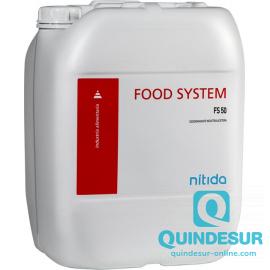FOOD SYSTEM FS 50 Desengrasante industria aceitera(1x22 Kg)