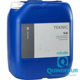 TEKNIC TK80 Desincrustante - Desoxidante (1X24 Kg)