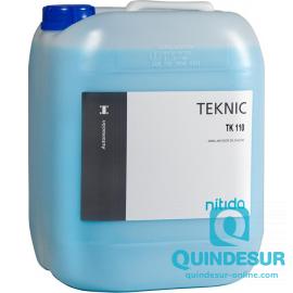 TEKNIC TK110 Abrillantador de neumáticos, cauchosy gomas (1X20 Kg)