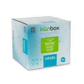 KLINBOX CLINIC FILL CF 30+ Limpiador amoniacal   ultraconcentrado (Caja 10 Lt)