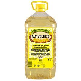 ACEITE GIRASOL Alto Oleico ALTIVOLEICO (3X5 LT)