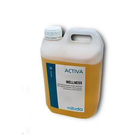 ACTIVA WELLNESS Ambientador desodorante (2X5 Lt)