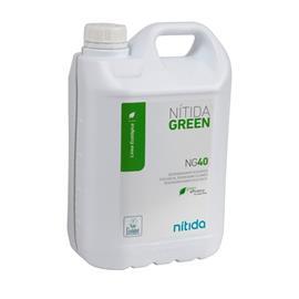 NITIDA GREEN NG 40 (5L) desengrasante ecologico (2X5)