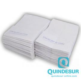 SERVILLETA MINISERVI Sulfito/Tisu (Caja 140 Pack)