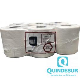 MECHA QMP Bobina Súper Absorbente 2/C (Pack/6 Uds)